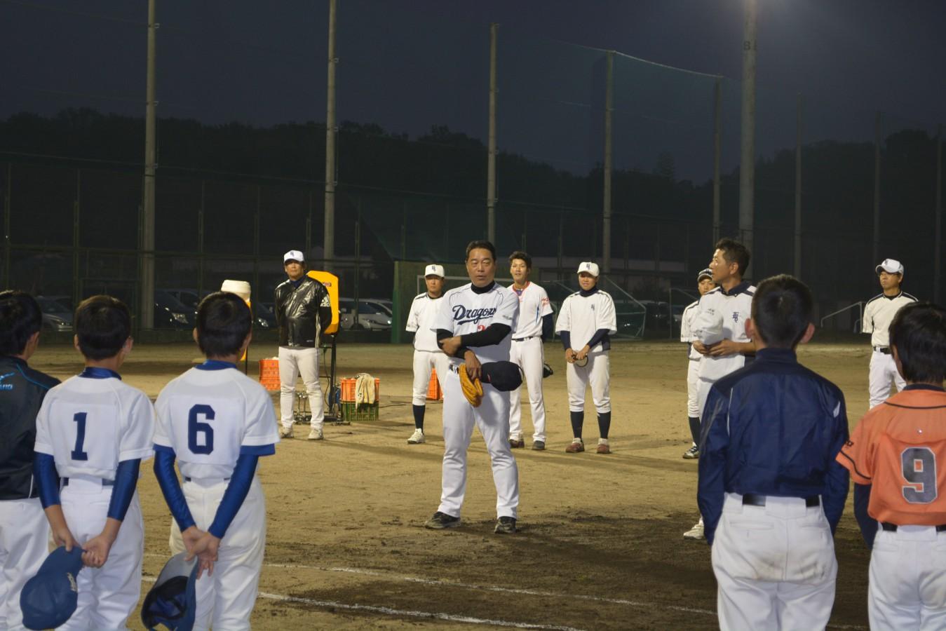 体験会スペシャルゲスト 小松辰雄さん 2015/10/11